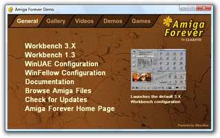 [ MenuBox Amiga Forever Example ]
